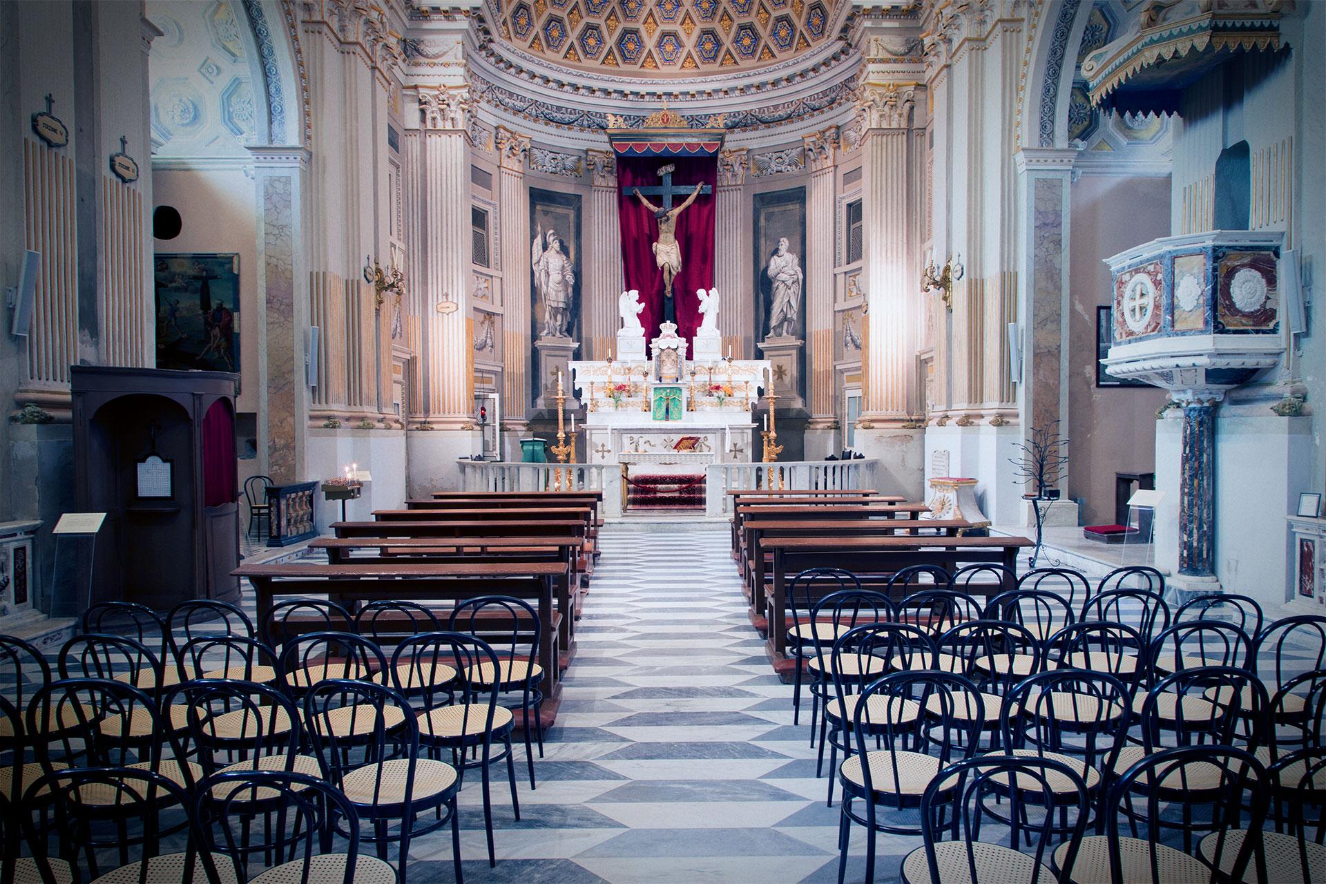 Parrocchia Santa Croce Cagliari
